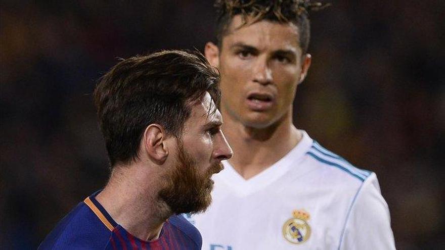 Messi (608) supera a Cristiano (606) en goles