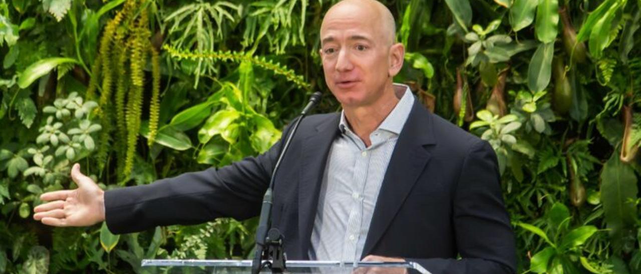 ¿Podrá conseguir Jeff Bezos la receta de la vida eterna con cientos de millones de inversión?