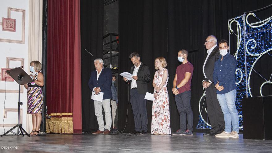 """Pepe Payá, galardonado con el III Premio José María Román """"Pita"""" de Monóvar"""
