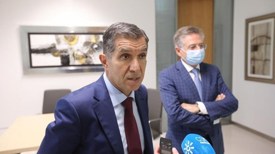 """El presidente del TSJA ve """"positivo"""" el proyecto de Ley Antifraude"""