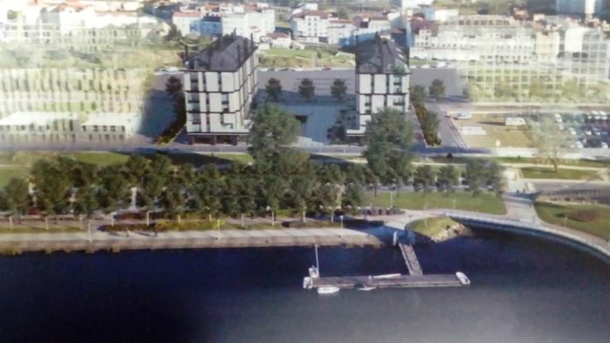Las primeras viviendas de Tafisa se entregarán dentro de dos años