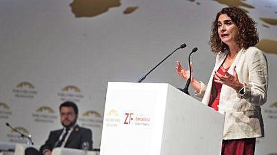 Quinze firmes del territori central sumen un deute de 50 milions amb Hisenda