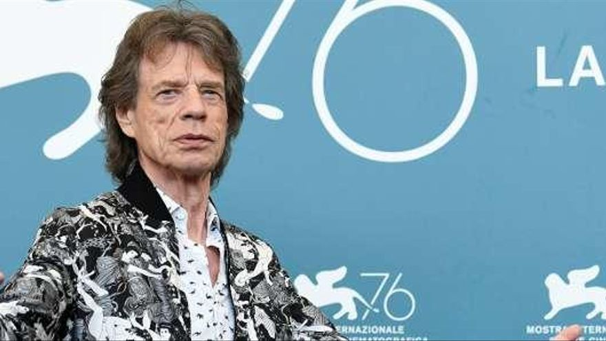 Mick Jagger apoya a los jóvenes que luchan por el clima