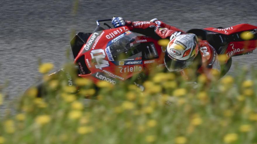 Dovizioso no continuará en Ducati la próxima temporada