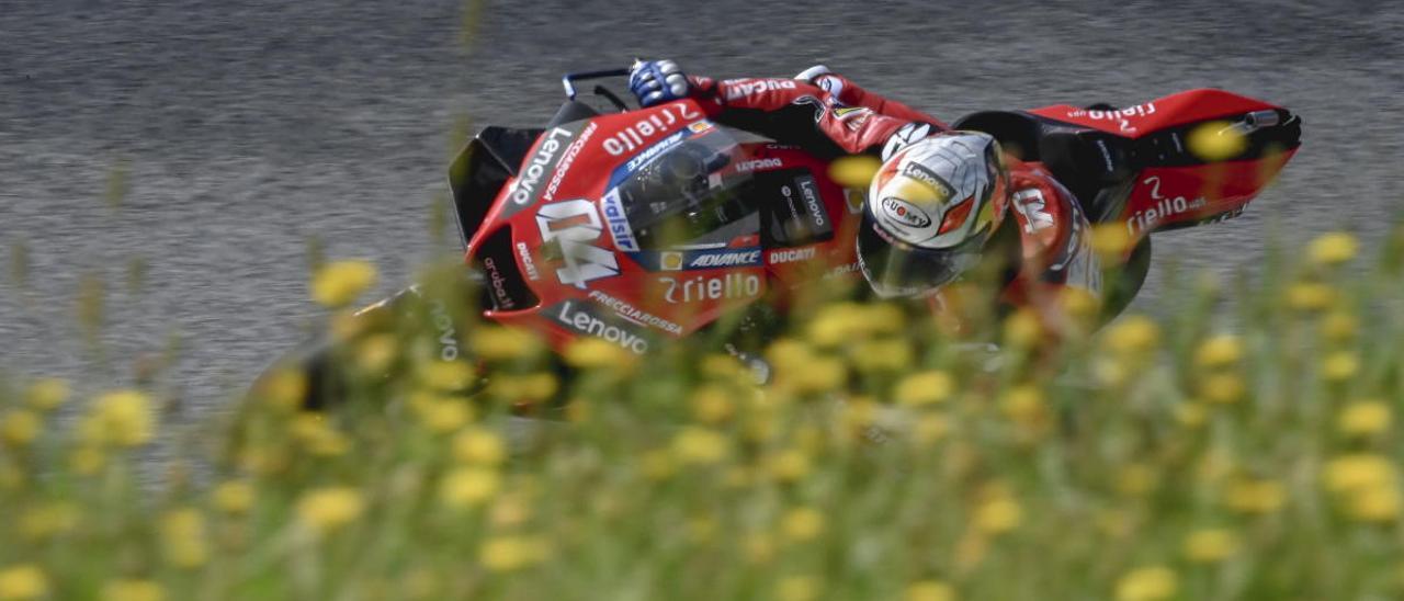 Dovizioso no continuará en Ducati en 2021
