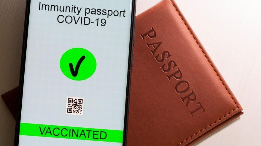 Los extremeños pueden solicitar el 'pasaporte covid' a partir de este lunes