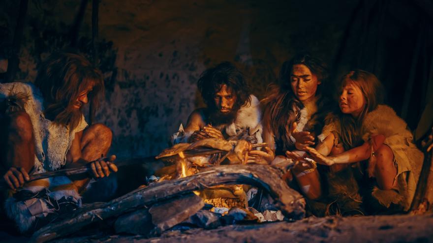 Humanos modernos y neandertales se mezclaron con más frecuencia de lo que se creía