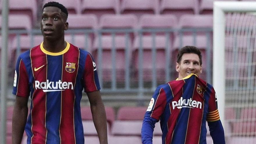 El Barcelona cae en casa ante el Celta y dice adiós a LaLiga