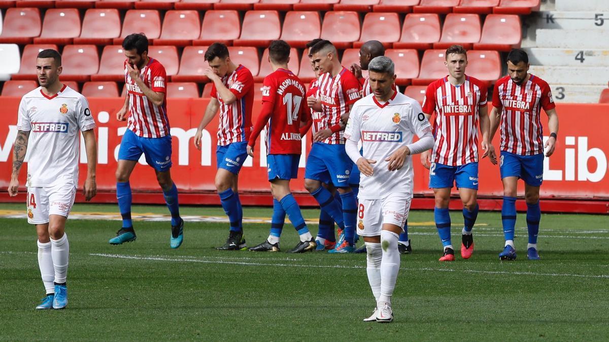Leganes y Sporting amenazan a las primeras posiciones tras no poder ganar ni Mallorca, ni almeria ni Espanyol