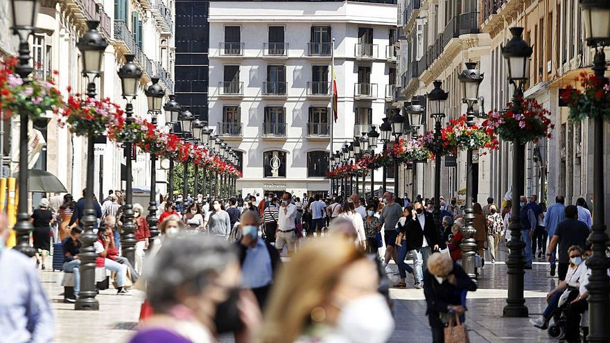 La variante delta continúa aumentando y se deja notar ya en los hospitales de Málaga