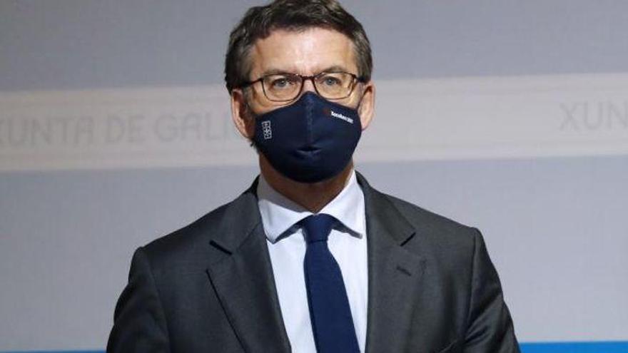 Feijóo pedirá a Sánchez que el uso de las mascarillas FPP2 sea obligatorio