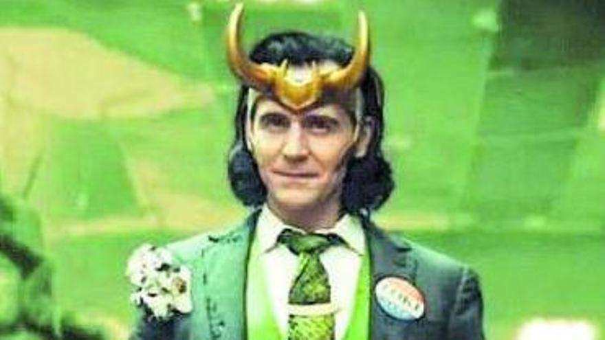 «Loki», la ficció que obre les portes de l'Univers Marvel