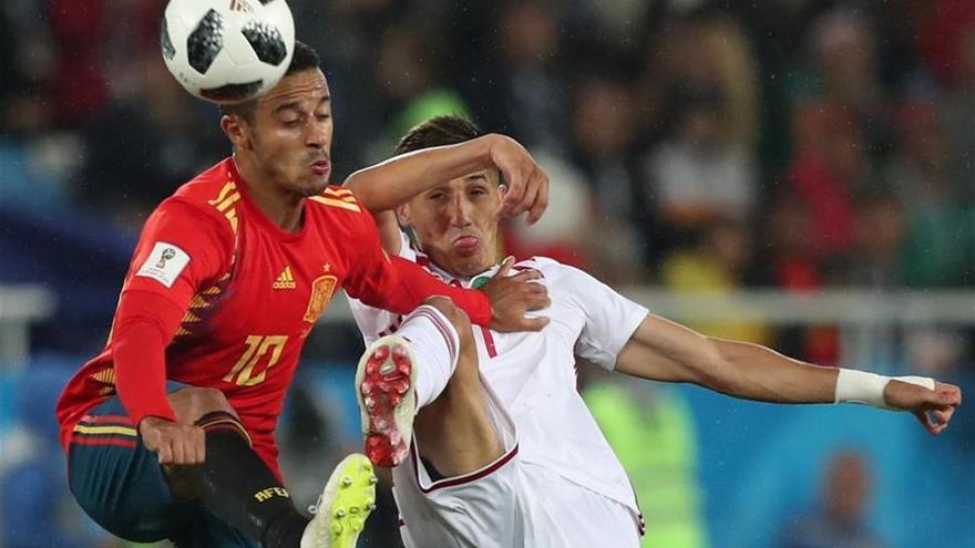 """Thiago: """"Hay que dar un paso más para ganar el Mundial"""""""
