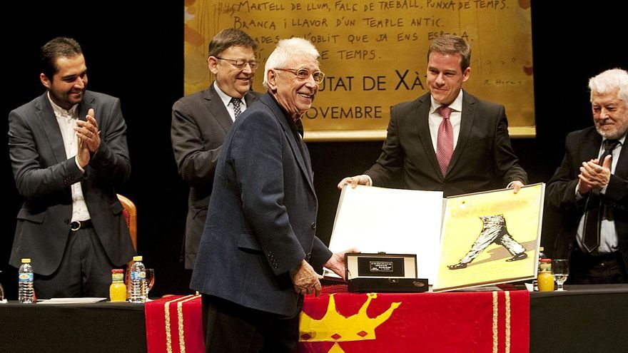 Raimon cumple 80 años mirando a Xàtiva