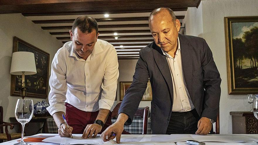 """Requejo: """"La ruptura del pacto con el PP en la Diputación de Zamora está descartadísima"""""""