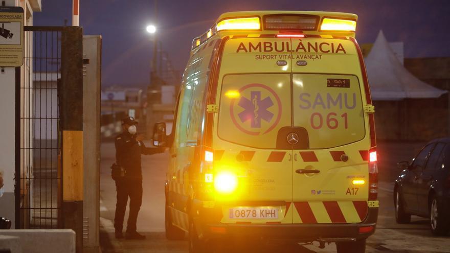 14 personas rescatadas y tres desaparecidos en aguas de Cabrera