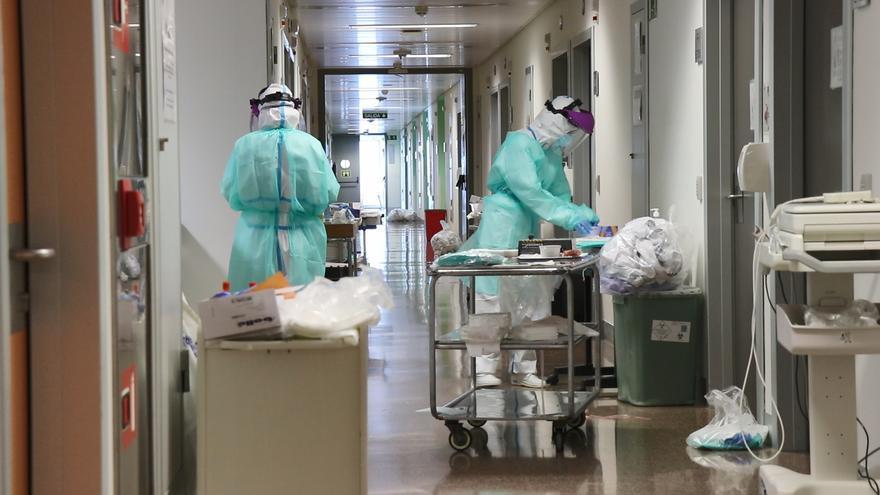 La Comunitat Valenciana registra cuatro muertes y 761 nuevos contagios
