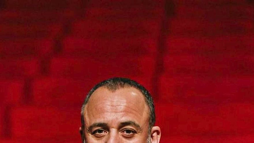 Javier Gutiérrez: «Siempre trato de arriesgarme»