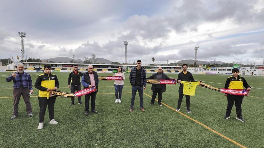 """Cardassar-Atlético de Madrid: """"Es el partido de nuestras vidas"""""""