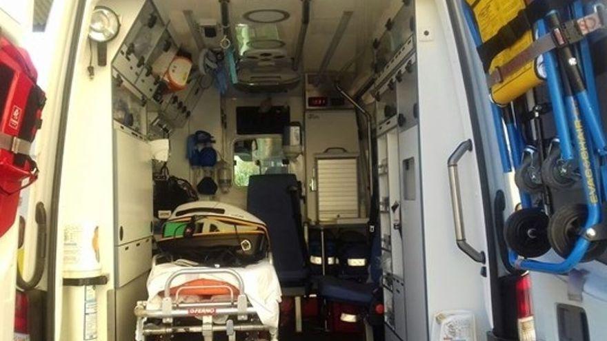 Una senderista resulta herida al sufrir una caída en El Hierro