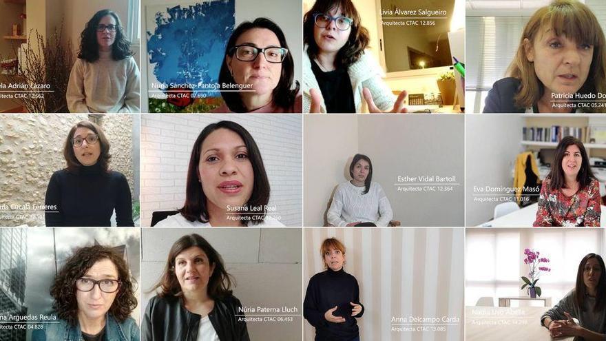 Las mujeres son mayoría entre los nuevos arquitectos en Castellón