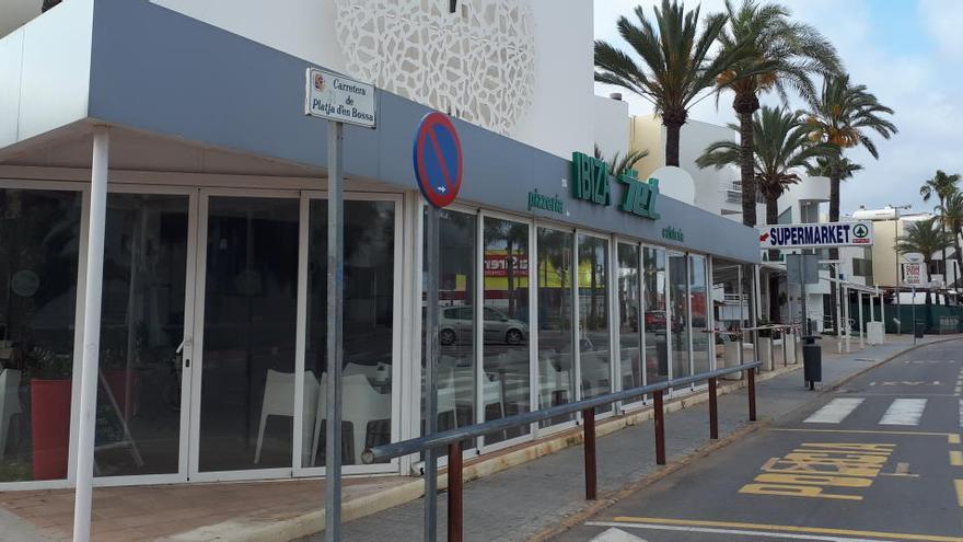 Comerciantes y empresarios de la Platja d'en Bossa señalan que su oferta turísitca es diferente al West End