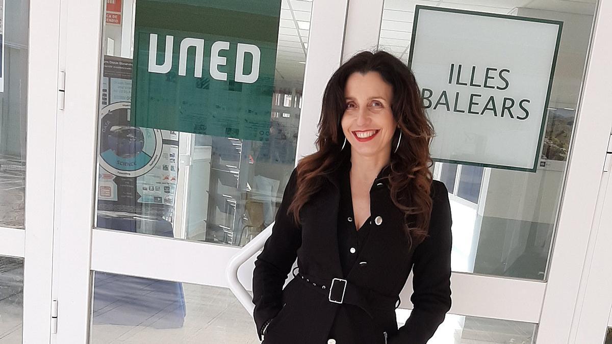Judit Vega Avelaira, directora UNED Illes Balears