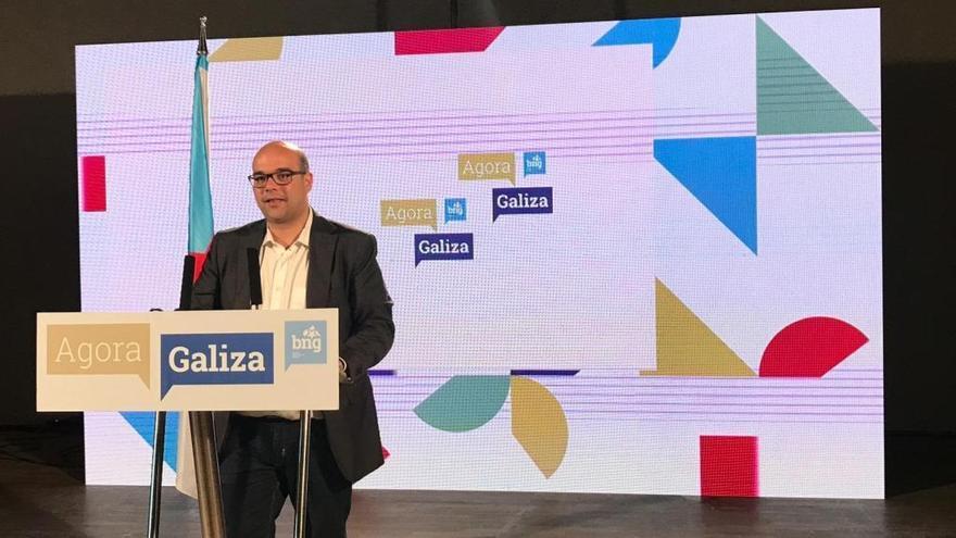 """El BNG destaca que en campaña se vio al """"alza"""" pese a la situación """"adversa"""""""