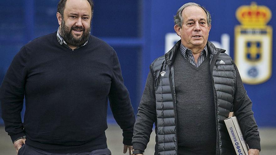 Aquel flechazo en la gasolinera: así se fraguó la relación entre el Oviedo y Rubén Reyes