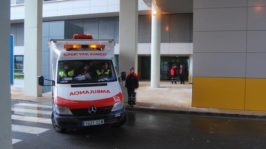 Muere la mujer de 76 años atropellada por un camión de la basura de Emaya en Palma