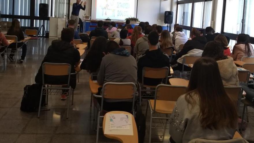 Los estudiantes valencianos empeoran en matemáticas y ciencias