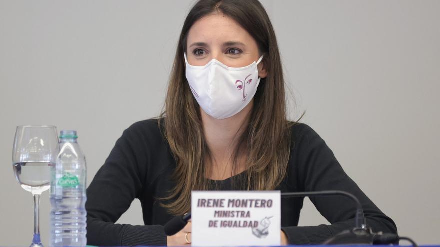 Citan a Irene Montero a un acto de conciliación con el exmarido de Juana Rivas