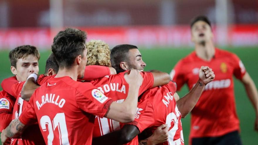 Real Mallorca gewinnt gegen den FC Girona