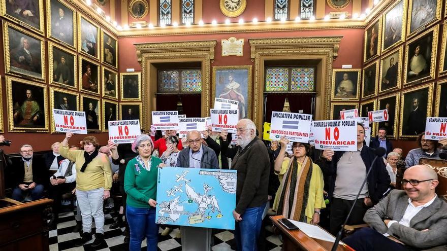 La Federació de Veïns de Palma convoca una concentración contra el alquiler turístico