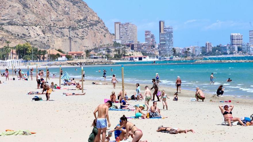 El tiempo en Alicante: el otoño que arranca esta noche será más caluroso de lo normal