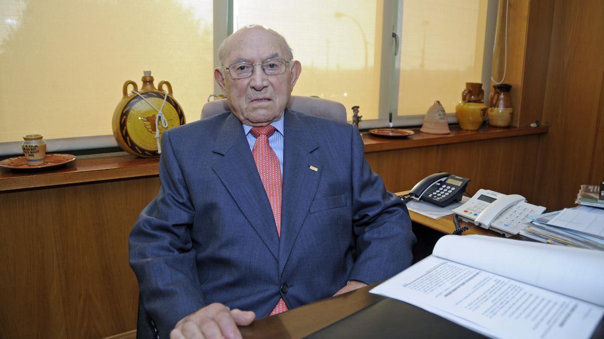 Muere el empresario mallorquín Antonio Fontanet a los 101 años