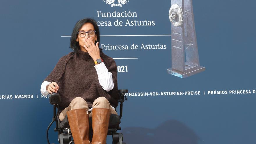 Teresa Perales toca el cielo