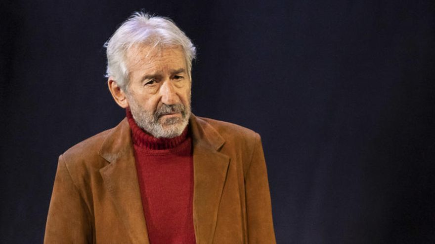 José Sacristán s'estrena en el monòleg i debuta al Romea amb el Delibes més íntim