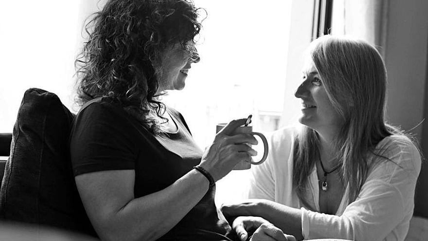 Olga Reixach mostra l'amor lèsbic en la seva essencial quotidianitat