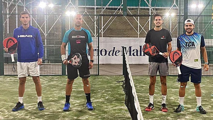 El Torneo Diario de Mallorca encara sus rondas finales