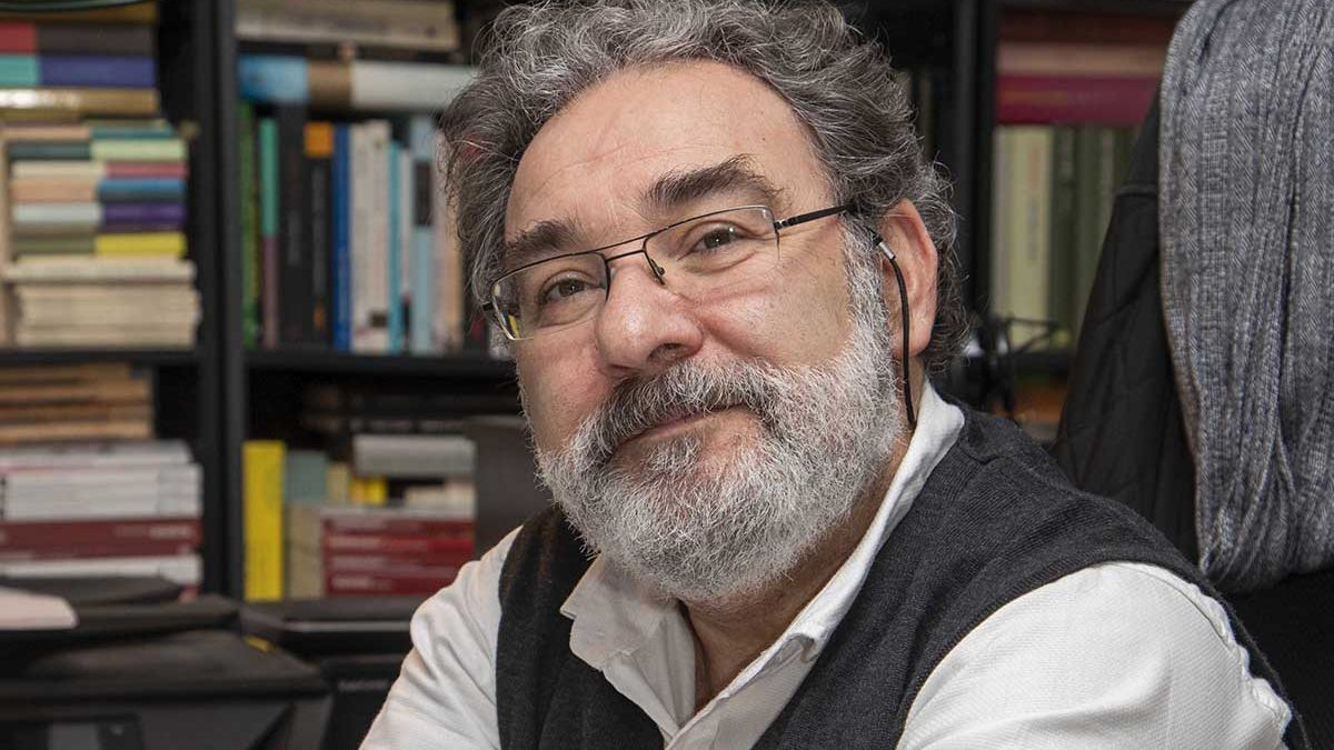 Frederic Xavier Ruiz, decano del Ilustre Colegio de Procuradores de Balears.
