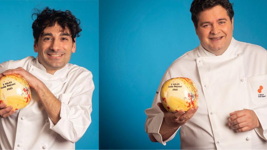 Los restaurantes As Garzas, en A Costa da Morte, y Casa Marcelo, en Santiago, reconocidos con 'Dos Soles' de la Guía Repsol