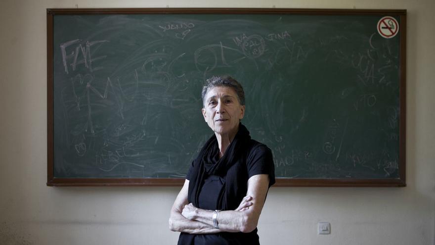 """Silvia Federici: """"No estamos emancipadas, estamos cansadas y en crisis"""""""