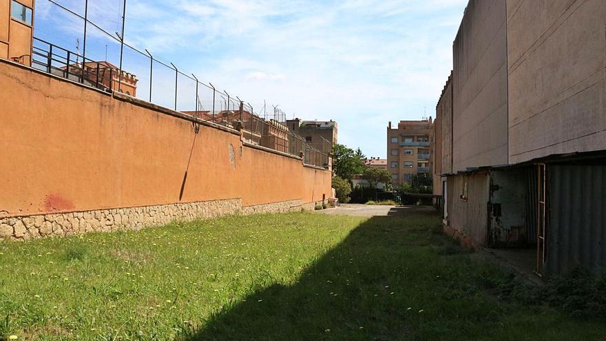 Figueres obrirà els terrenys de l'antiga presó a la ciutat