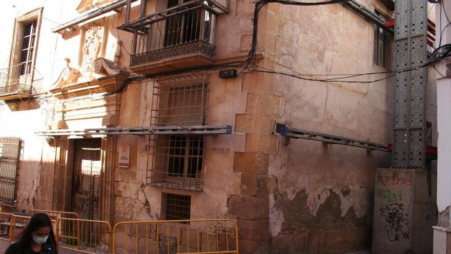 La Casa de Guevara de Lorca podría ser declarada BIC