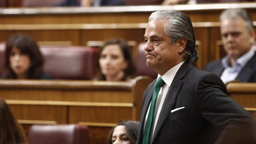 De Quinto critica la pena al secuestrador de Ortega Lara