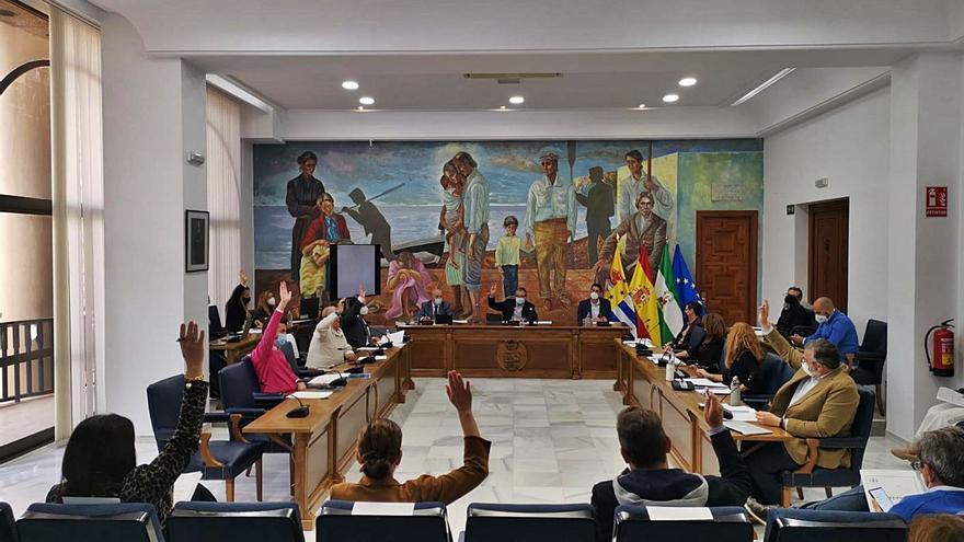 Salado remodela el equipo de gobierno en el Ayuntamiento de Rincón de la Victoria