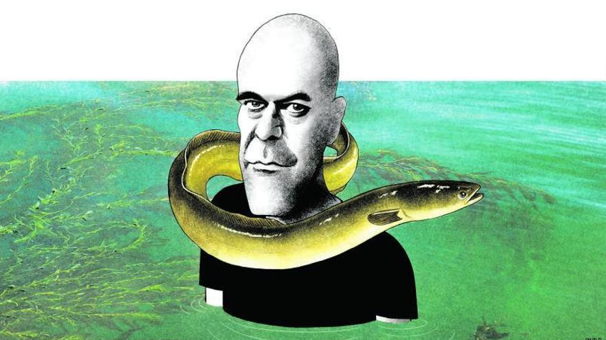 El largo viaje de la anguila