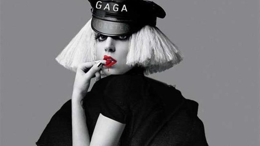 Lady Gaga, reina de las redes sociales