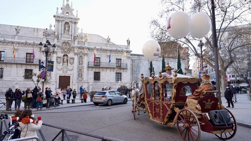 Castilla y León sanciona a los ayuntamientos de Valladolid y León por las cabalgatas de Reyes